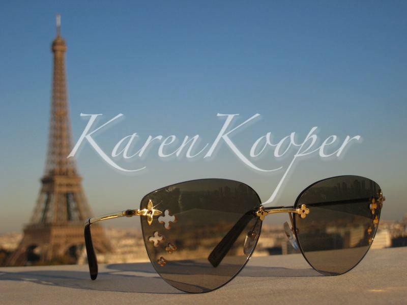 Louis Vuitton Desmayo Sunglasses Brown