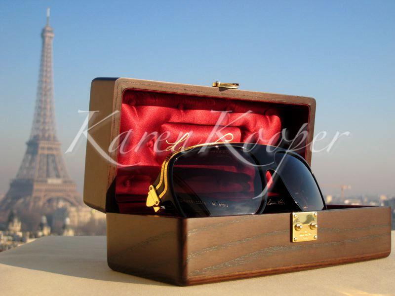 Louis Vuitton Millionaire sunglasses black